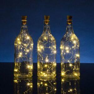 LED füzér